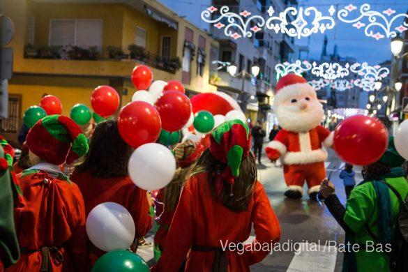 Papá Noel hace su primera parada en Guardamar 72