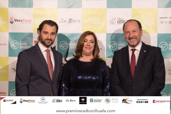 Emoción, diversión y magia en la II edición de los Premios Radio Orihuela 84