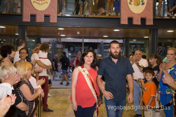 El Ayuntamiento homenajea a los cargos festeros de los Moros y Cristianos 48