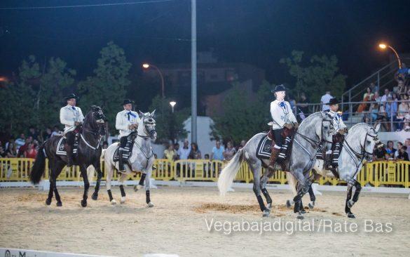 La espectacularidad de los caballos hechiza a los asistentes a FEGADO 13