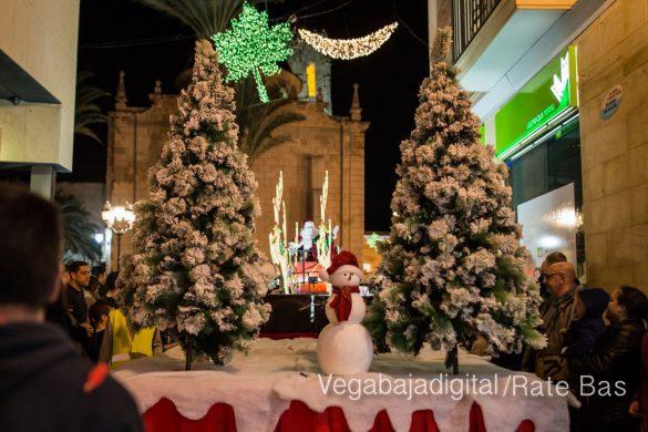 Papá Noel llena de ilusión a Orihuela 32