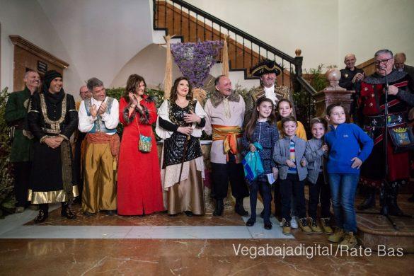 La Armengola pregona el Mercado Medieval de Orihuela 87