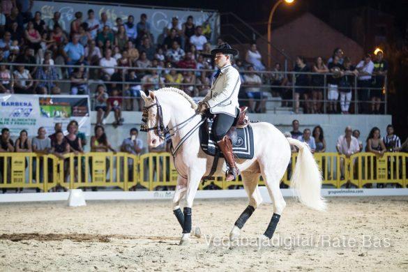 La espectacularidad de los caballos hechiza a los asistentes a FEGADO 12