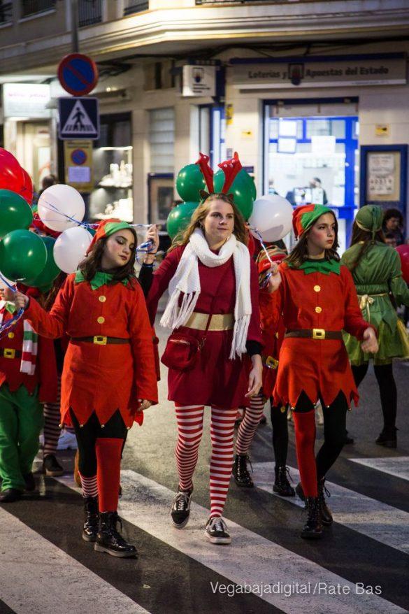Papá Noel hace su primera parada en Guardamar 70