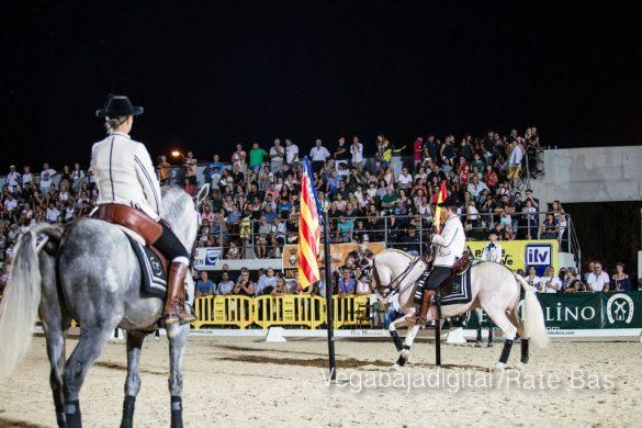 La espectacularidad de los caballos hechiza a los asistentes a FEGADO 11