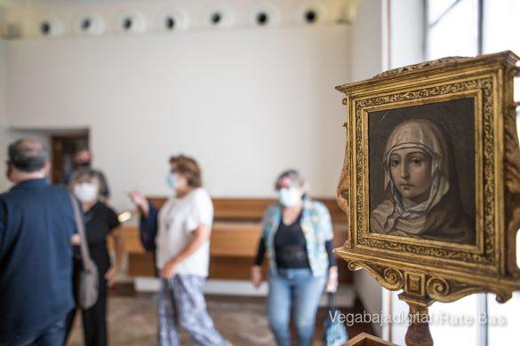 """Éxito en la ruta """"Un Velázquez en Orihuela"""" 28"""