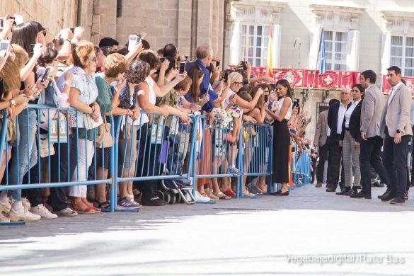 Los Reyes Felipe y Letizia visitan Orihuela 44