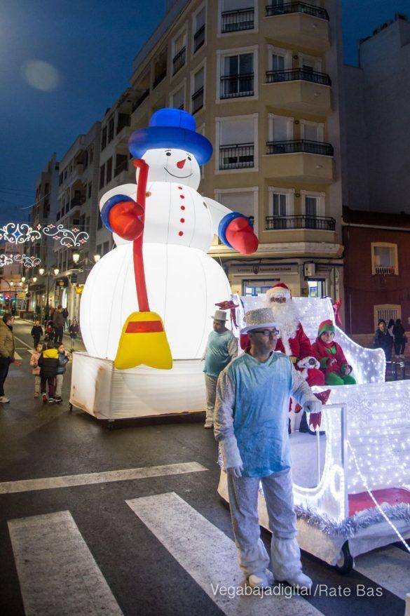 Papá Noel hace su primera parada en Guardamar 64