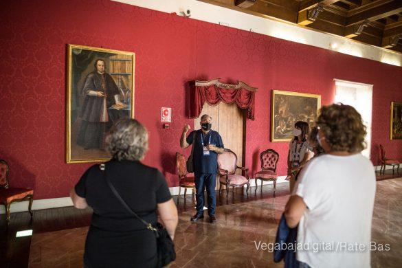 """Éxito en la ruta """"Un Velázquez en Orihuela"""" 31"""