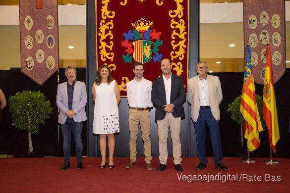 El Ayuntamiento homenajea a los cargos festeros de los Moros y Cristianos 55