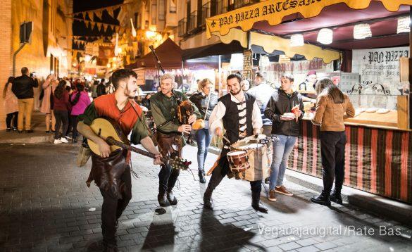 Orihuela clausura su Mercado Medieval con éxito y gran afluencia 54