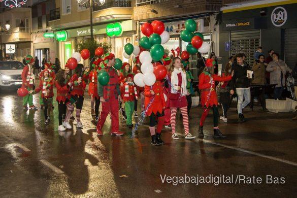 Papá Noel hace su primera parada en Guardamar 61