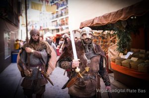 Orihuela está inmersa en su XXII Mercado Medieval 158