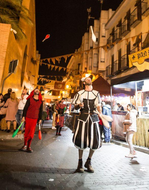 Orihuela clausura su Mercado Medieval con éxito y gran afluencia 55