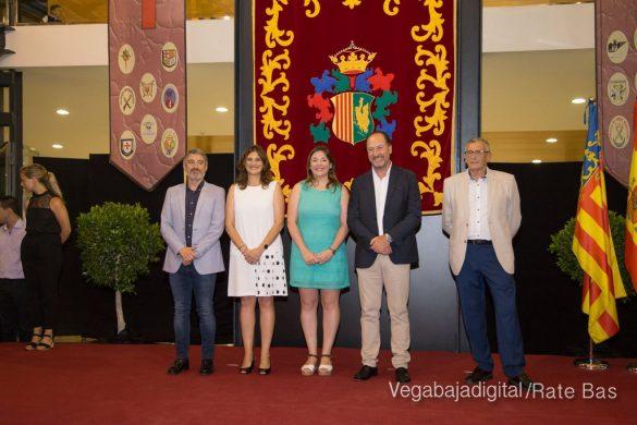El Ayuntamiento homenajea a los cargos festeros de los Moros y Cristianos 57