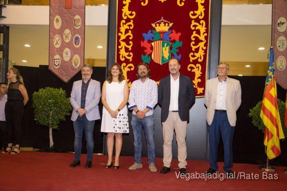 El Ayuntamiento homenajea a los cargos festeros de los Moros y Cristianos 58