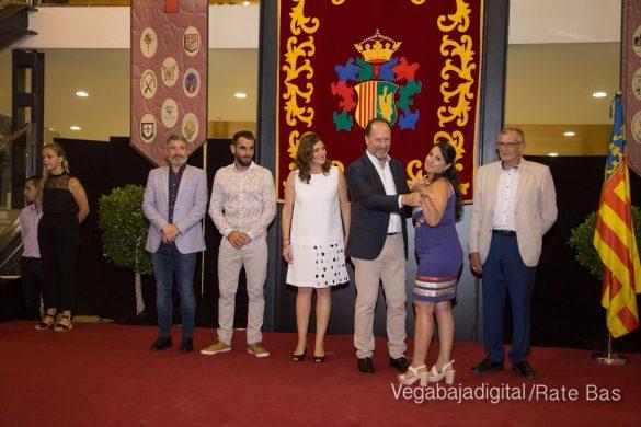 El Ayuntamiento homenajea a los cargos festeros de los Moros y Cristianos 59
