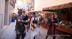 Orihuela está inmersa en su XXII Mercado Medieval 159