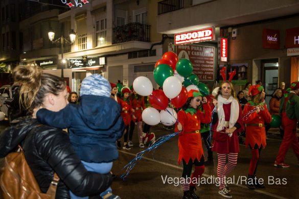 Papá Noel hace su primera parada en Guardamar 55