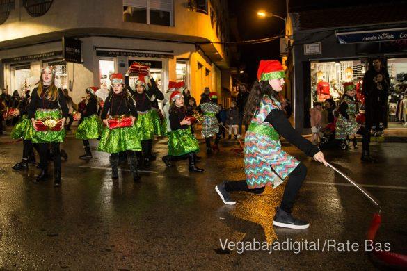 Papá Noel hace su primera parada en Guardamar 53