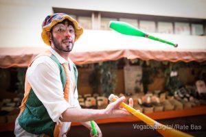 Orihuela está inmersa en su XXII Mercado Medieval 160