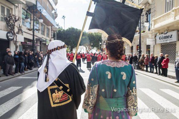 El desfile del adiós y de la bienvenida 15