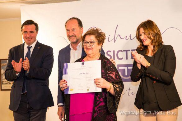 Turismo reconoce a 59 negocios y servicios de Orihuela con las distinciones SICTED 51