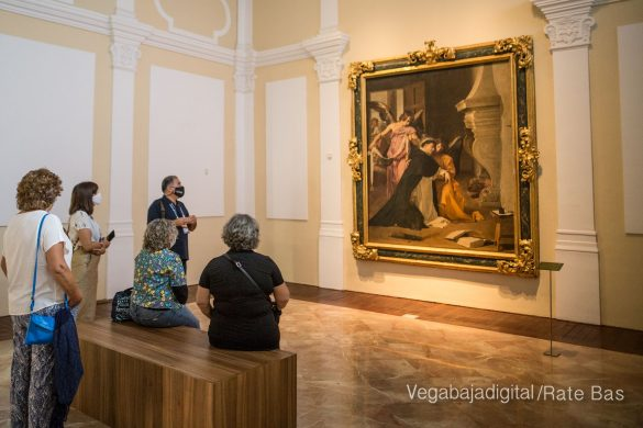 """Éxito en la ruta """"Un Velázquez en Orihuela"""" 34"""