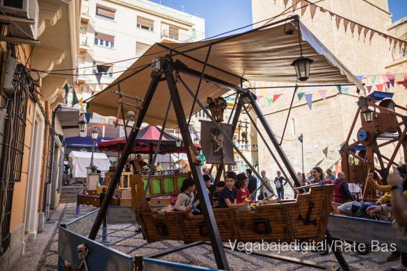 La Armengola pregona el Mercado Medieval de Orihuela 94