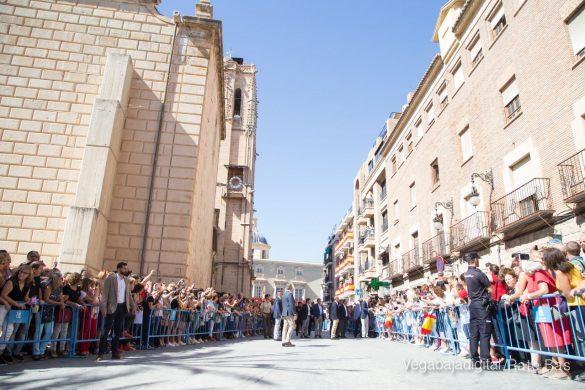 Los Reyes Felipe y Letizia visitan Orihuela 47