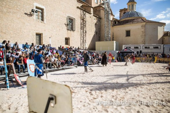 La Armengola pregona el Mercado Medieval de Orihuela 95