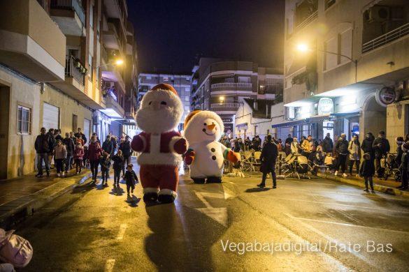 Papá Noel hace su primera parada en Guardamar 48