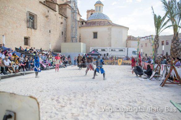 La Armengola pregona el Mercado Medieval de Orihuela 96