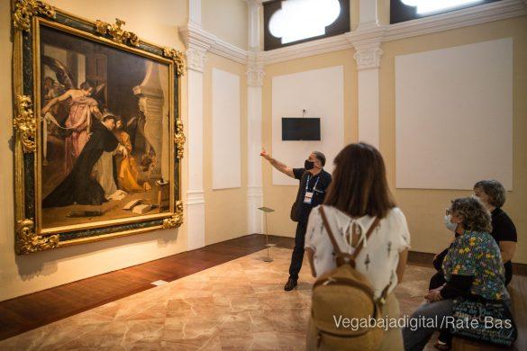 """Éxito en la ruta """"Un Velázquez en Orihuela"""" 35"""
