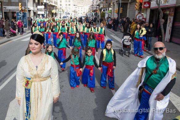 El desfile del adiós y de la bienvenida 14