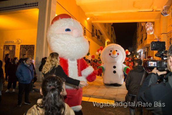 Papá Noel hace su primera parada en Guardamar 46