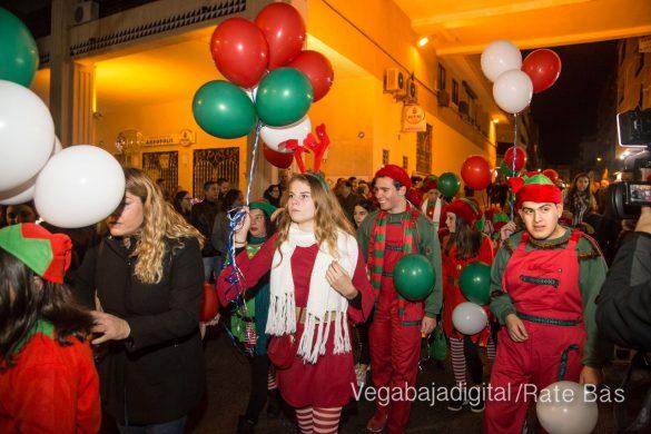 Papá Noel hace su primera parada en Guardamar 45