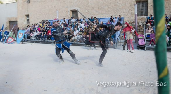 La Armengola pregona el Mercado Medieval de Orihuela 97
