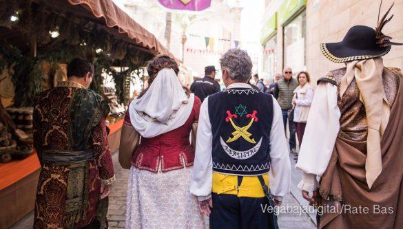 Orihuela está inmersa en su XXII Mercado Medieval 40