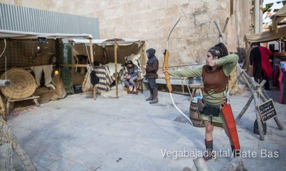La Armengola pregona el Mercado Medieval de Orihuela 98