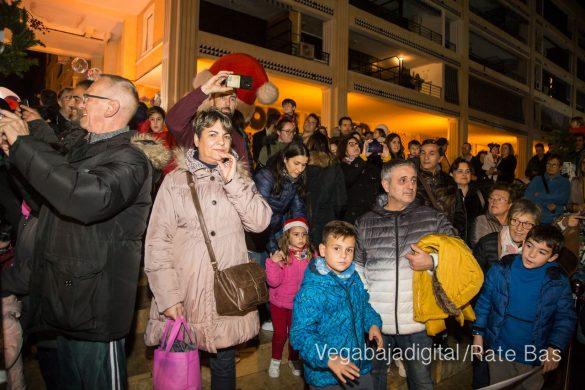 Papá Noel hace su primera parada en Guardamar 40