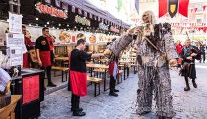 Orihuela está inmersa en su XXII Mercado Medieval 165