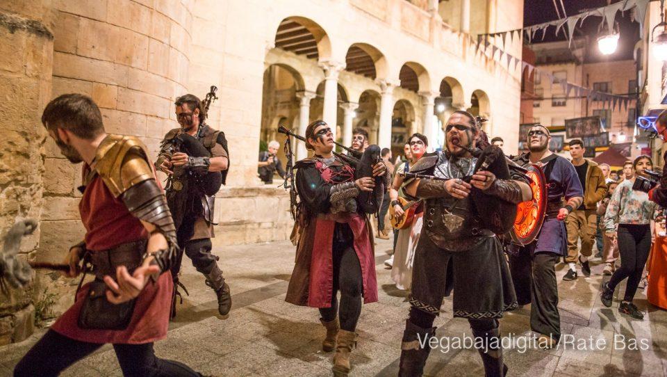 La mayoría apuesta por mantener el Mercado Medieval en el casco histórico 6