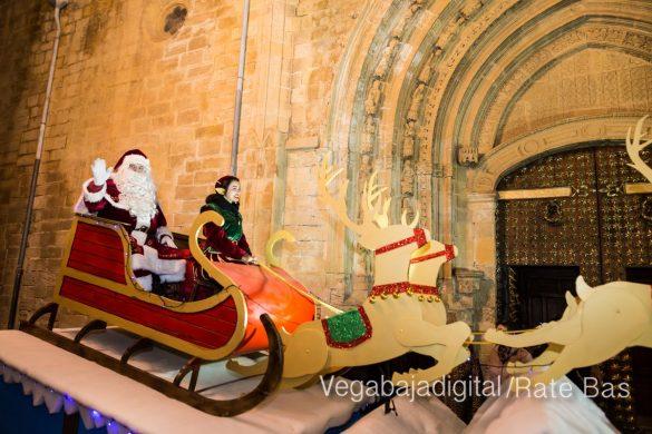 Papá Noel llena de ilusión a Orihuela 15