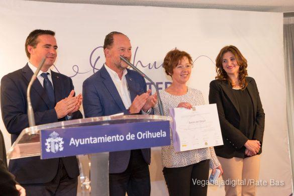 Turismo reconoce a 59 negocios y servicios de Orihuela con las distinciones SICTED 60