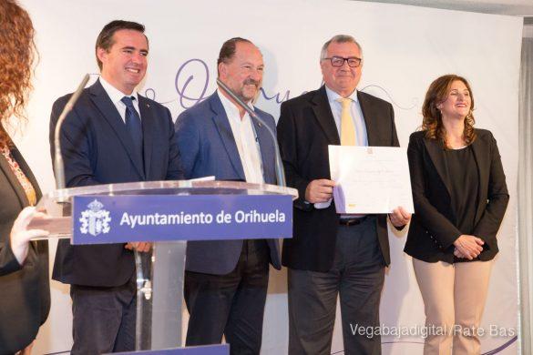 Turismo reconoce a 59 negocios y servicios de Orihuela con las distinciones SICTED 61