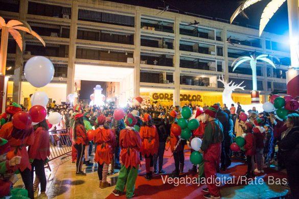 Papá Noel hace su primera parada en Guardamar 34