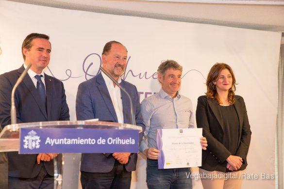 Turismo reconoce a 59 negocios y servicios de Orihuela con las distinciones SICTED 63