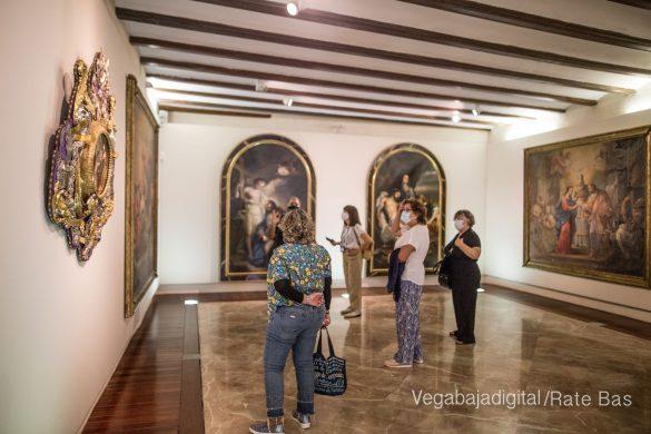 """Éxito en la ruta """"Un Velázquez en Orihuela"""" 40"""