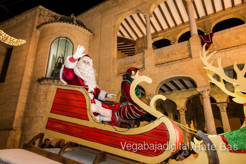 Papá Noel llena de ilusión a Orihuela 6